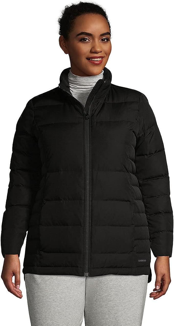 Lands' End Women's 600 Down Winter Puffer Jacket