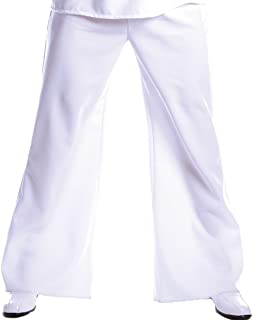 Underwraps Costumes Men's Bell Bottom Pants Disco Costume