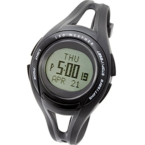 Lad Weather Running Sports Watch Lightweight 31g Speed Distance