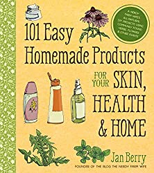 101 Easy Homemade Products by Jan Berry | PreparednessMama