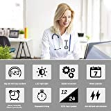 Zoom IMG-1 clip on orologio da infermiere