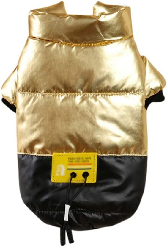 TWDYC Waterproof List price Dog Clothes Winter Coa Vest Warm Jacket Pet famous