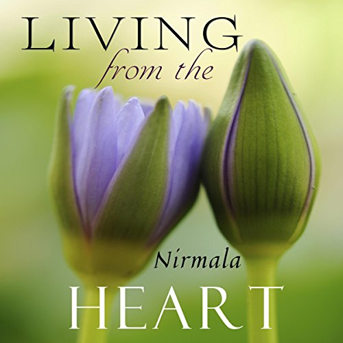 Living from the Heart audiobook cover art