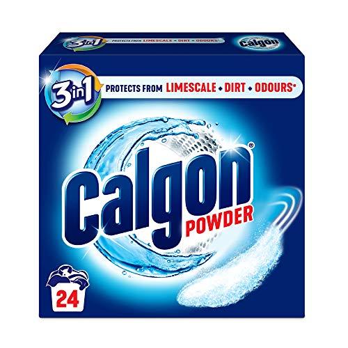 Calgon 3 In 1 Power Box Cardboard X1 600G Laundry Water Softener
