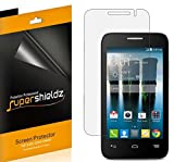 (6 Pack) Supershieldz Designed for Alcatel Onetouch...