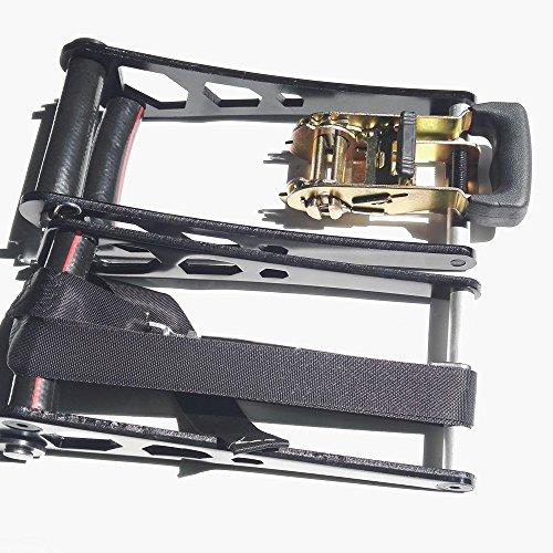 SHARROW Tiro al arco Prensa de Arco Portátil Bow Press para Arco Compuesto