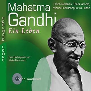 Mahatma Gandhi. Ein Leben Titelbild