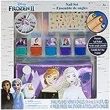 Townley Girl Disney Frozen Paquete De 5 Esmaltes De Uñas Con Rueda De Uñas|