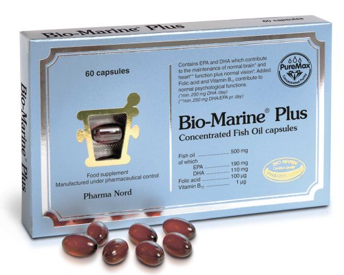 Pharma Nord Bio-Marine Plus - Pack of 60 Capsules