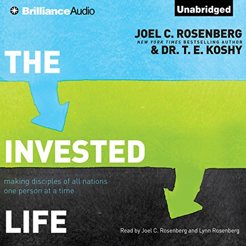 The Invested Life audiobook cover art