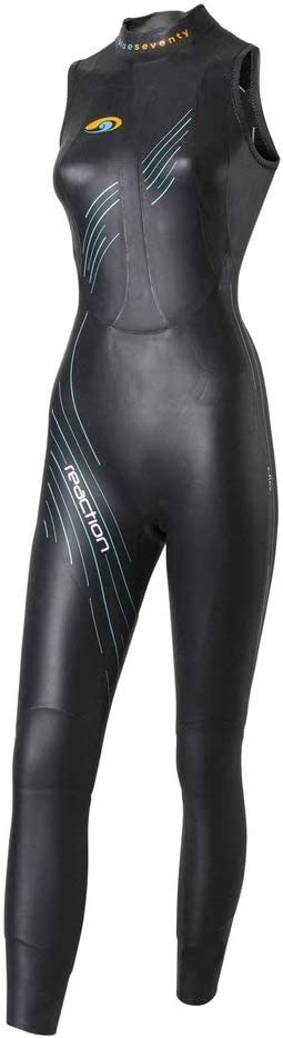 blueseventy 2021 Women's Reaction Sleeveless Sales results No. 1 - Sale special price Triathlon Wetsuit