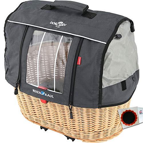 Rixen+Kaul H.R.-Tierkorb Doggy Basket max. 10kg Weide +Flicken