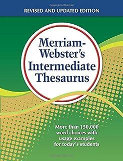 MW Intermediate Thesaurus