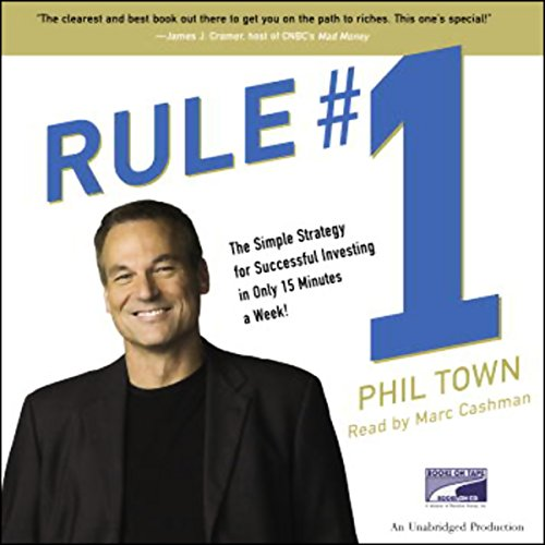 Rule #1 Audiobook By Phil Town cover art