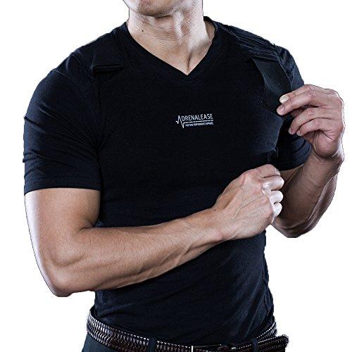 Adrenalease Inc. Posture Correction Shirt (white, large)