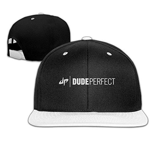 Hiphop deporte ajustable Dude ideal Logo gorro de punto