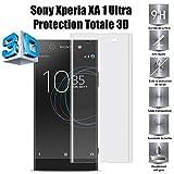 Scott-ES Sony Xperia XA1 Ultra Protector de Pantalla, [Curvado 3D] Vidrio Templado Cristal Protector para Sony Xperia XA1 Ultra