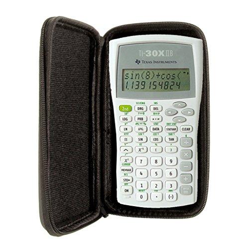 SafeCase beschermhoes voor rekenmachines en grafische rekenmachines van Texas Instruments TI 30 XIIB