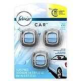 Febreze Car Vent Clips Linen & Sky Air Freshener (3 Count, 5.77 ml)