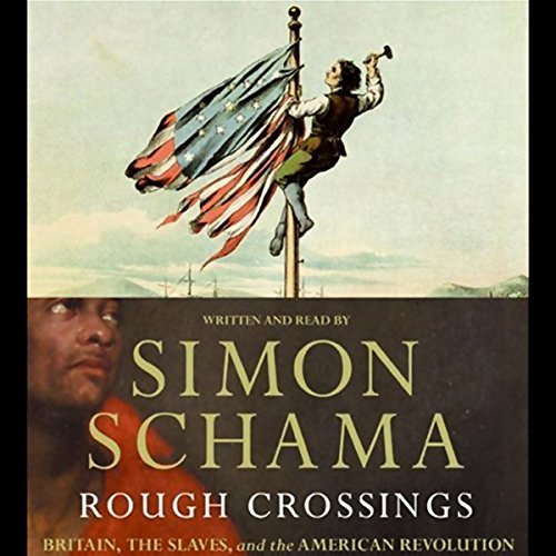 Rough Crossings audiobook cover art