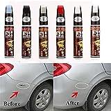 Daozea - Stylo professionnel de retouche de peinture pour voiture, étanche, élimine les rayures - 12ml