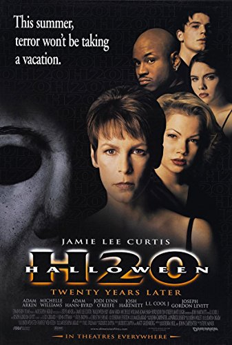 Poster Halloween H20 20 years Later Movie 70 X 45 cm