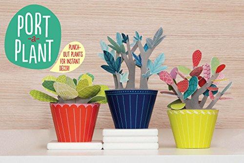 Port a Plant: (Pop Up Book)