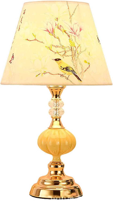 Tischlampe Keramik Tischlampe Schlafzimmer Nachttischlampe Wohnzimmer Schreibtischlampe Geschenk
