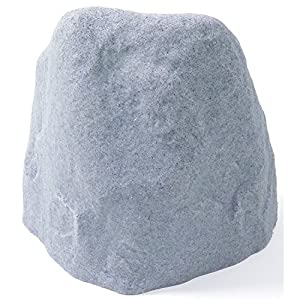 Emsco Group 2187 Natural Granite Appearance – Small – Lightweight – Easy to Install-14x14.375x10.75 Fake Landscape Rock