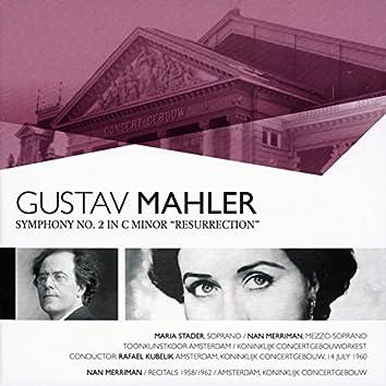 """Mahler: Symphony No. 2 """"Resurrection"""" - Nan Merriman Recitals"""
