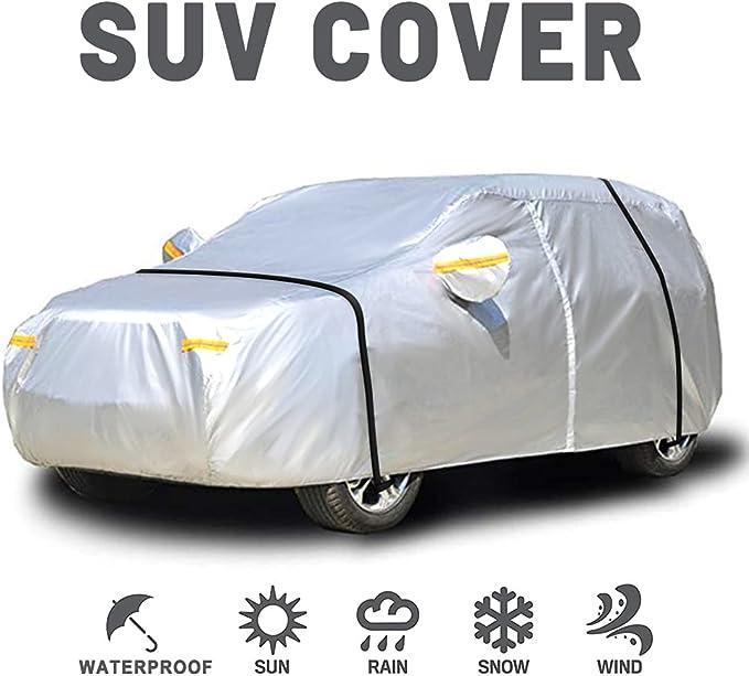 528 opinioni per NEVERLAND Taglia XL 510x200x180CM Copriauto Copertura SUV Protezione Solare UV
