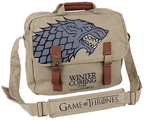 Game Of Thrones Stark Messenger Bag beige