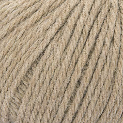 ggh Baby Alpaka natur - 003 - scatola di cartone - Lana di baby alpaca per lavorare a maglia e...
