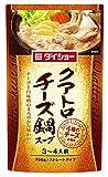 ダイショー クアトロチーズ鍋スープ 750g ×5個