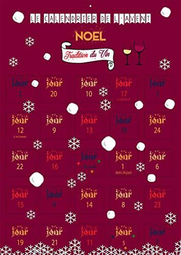 Adventskalender 25 dagen – alles weten over de wijn – de 25 geheimen van de Franse wijn – kalender fotos – gemaakt in Frankrijk