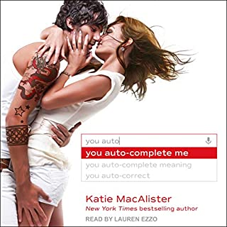 You Auto-Complete Me audiobook cover art