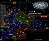 Gifts Delight Laminated 26x22 Poster: Star Trek - Why is Federation Space Divided - Science Fiction Fantasy Stack Exchange