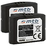 2x Batterie BA-300 per cuffie wireless Sennheiser RI 410 (IS 410), RI 830 (Set 830 TV), RI 830-S, RI 840 (Set 840 TV), RI 900, RR 4200. - v. lista