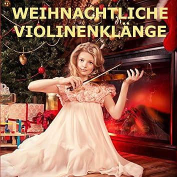 Weihnachtliche Violinenklänge