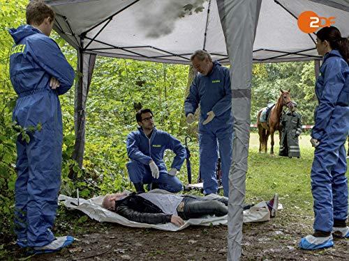 Der Tote im Park