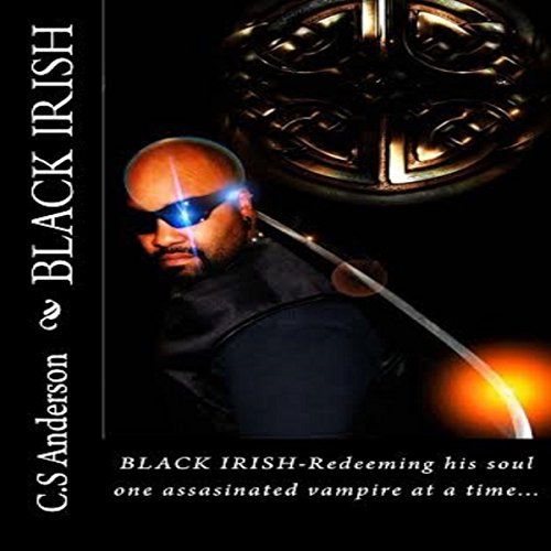Black Irish audiobook cover art