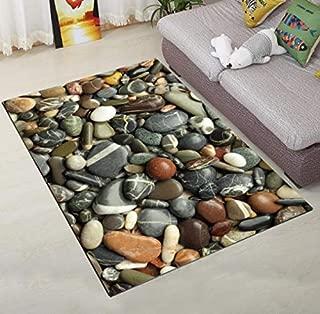 Carpet 80cm120cm New 3 Printing Hallway Carpets Beroom Living Room Kis Tea Table Rugs Kitchen Bathroom Antiski Mats Tapetes