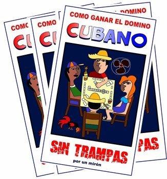 Como Ganar al Domino Cubano. 83 pages. Booklet