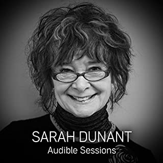 Sarah Dunant audiobook cover art