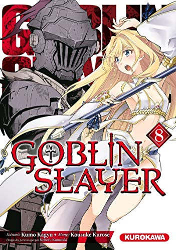 Goblin Slayer Edition simple Tome 8