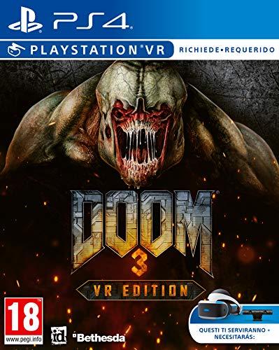 Bethesda - DOOM 3 VR PS4 (PlayStation 4)