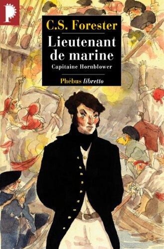 Lieutenant de marine