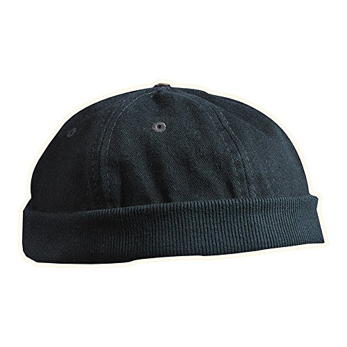 Myrtle Beach - Docker Cap 'Chef' / black, One Size one size,Black