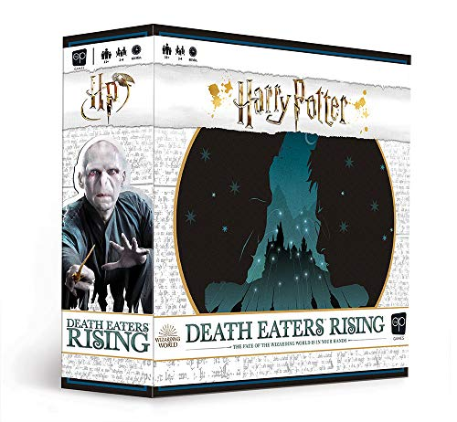 USAopoly- Harry Potter: Death Eaters Rising, 20001082179