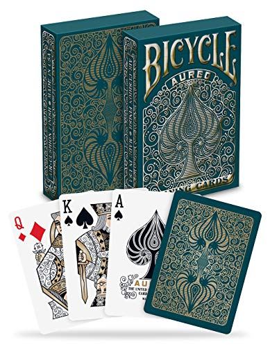 Bicycle Aureo Gold Playing Cards